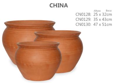 Vaso de Cerâmica China