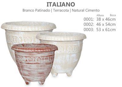 Vaso Cimento Italiano