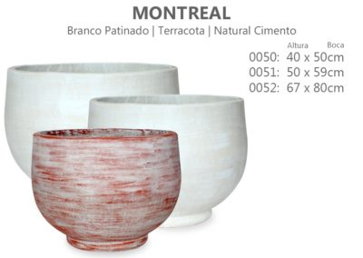Vaso Cimento Montreal